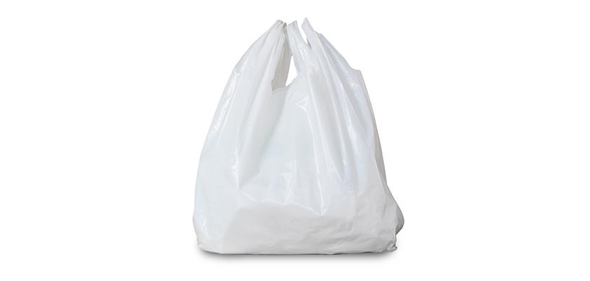 Plastic tasje